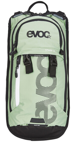 Evoc Stage Rygsæk 3 L + Hydration Bladder 2 L petroleumsgrøn